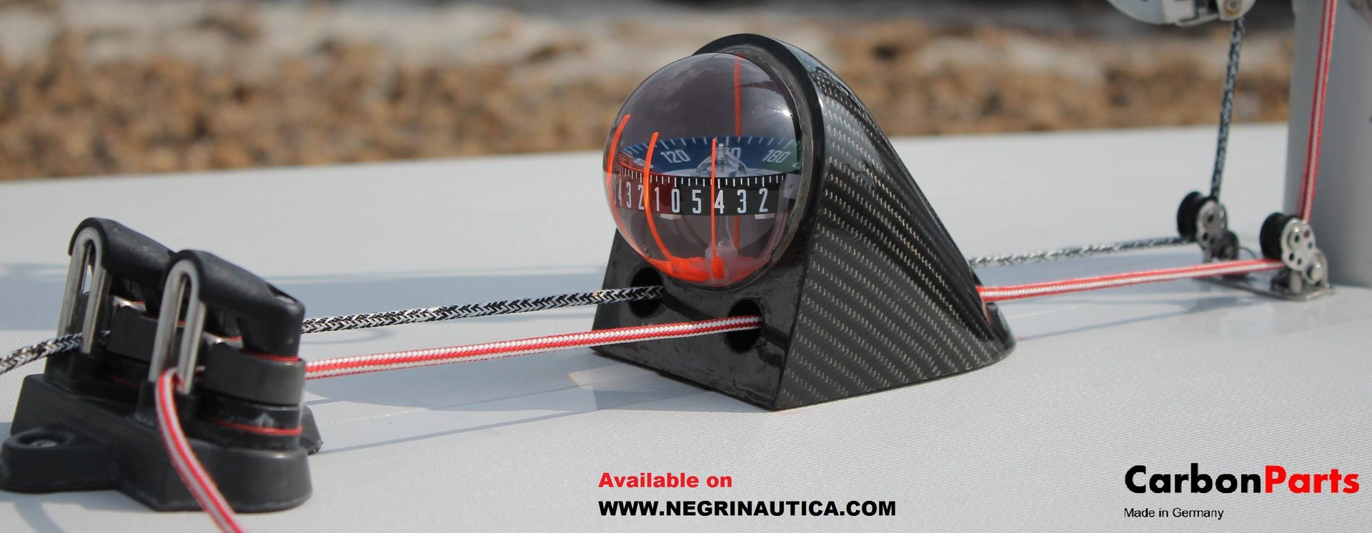 Carbon Compass For Laser Negrinautica Store
