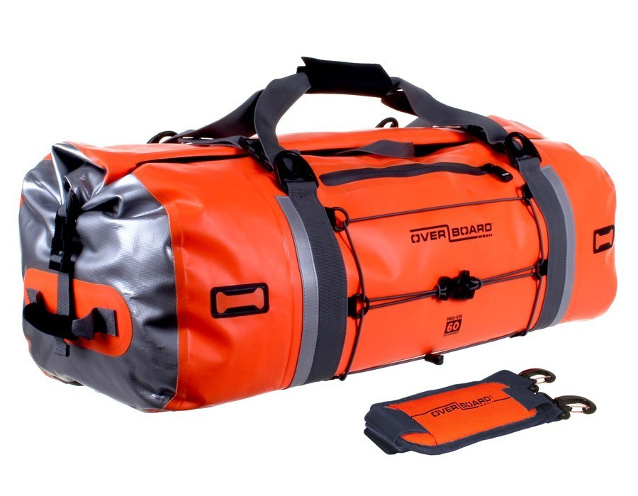Pro Vis Waterproof Duffel Bag 60 Litres
