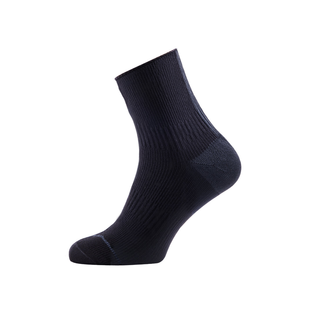 Sealskinz - Calze Road Ankle with Hydrostop Black/Anthracite Thermal Rating