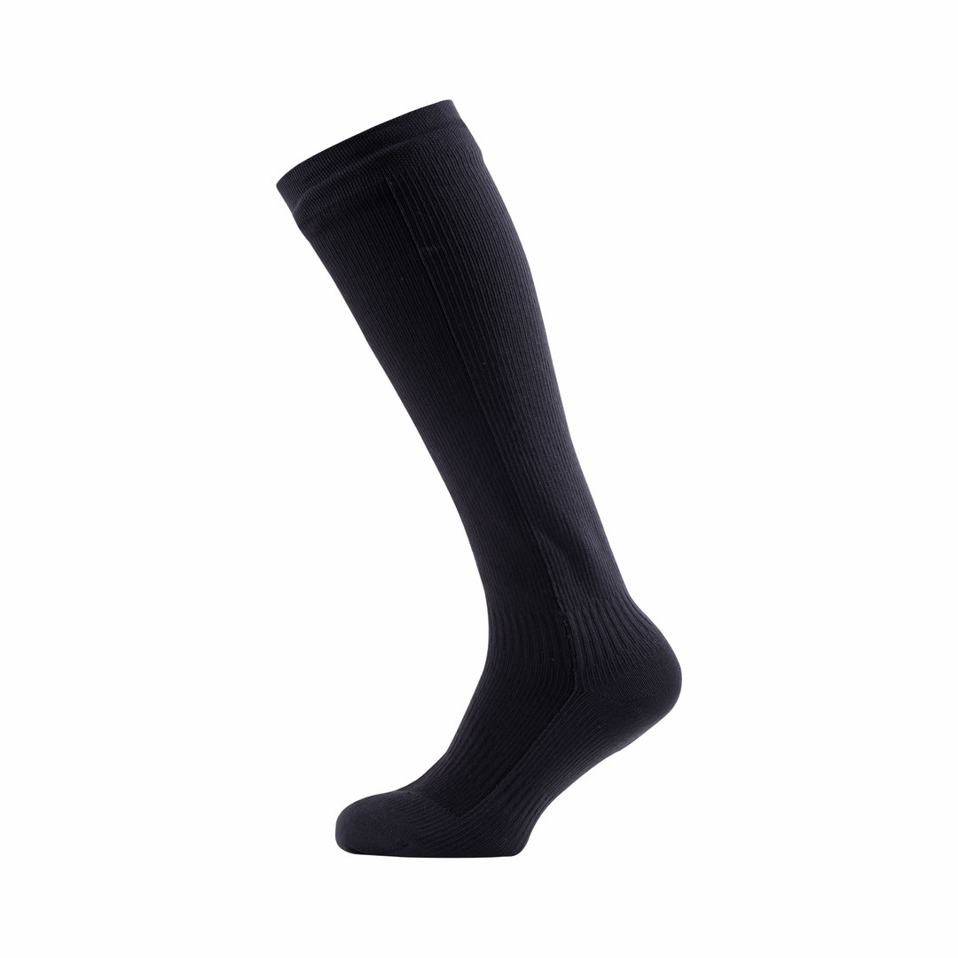 Sealskinz - Calze Hiking Mid Knee Black/Anthracite Thermal Rating 3