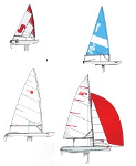 Optimist - Barche Winner e SailQube