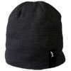 ZHIK - Black Acrylic beanie with fleece lining.