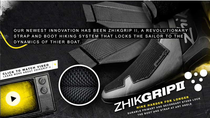 ZHIK - BOOT 560 GRIP II