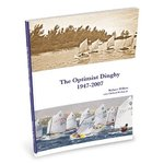 OPTIPARTS - LIBRO LA STORIA DELL'OPTIMIST 1947- 2007 IN INGLESE