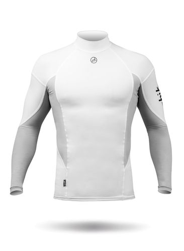 ZHIK - MEN LONG SLEEVE SPANDEX TOP 3D FIT