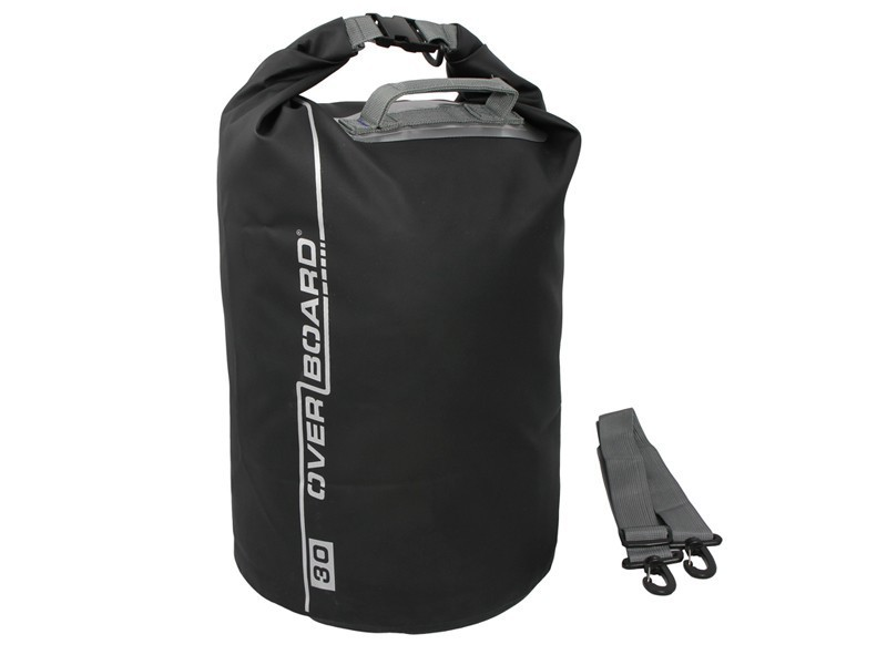 Waterproof Dry Tube Bag with Window - 30 Litres