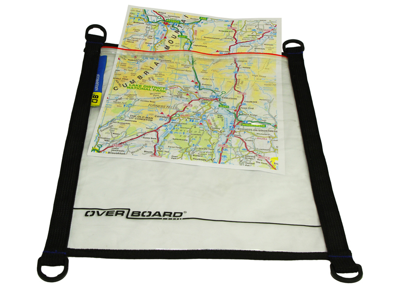 Waterproof Map / Document Pouch - Medium