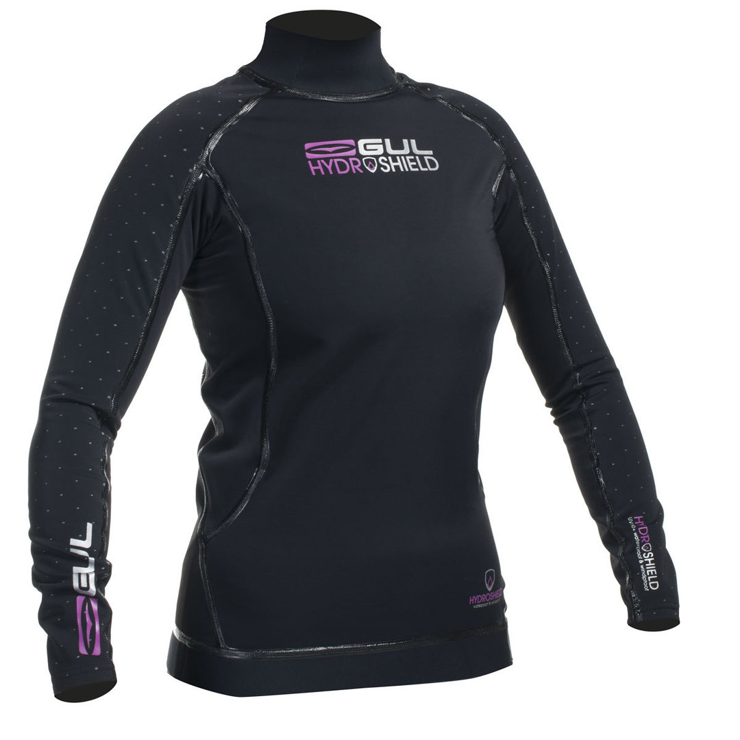 GUL - Hydroshield Ladies Waterproof Thermal Long Sleeve FL Rashvest 2017-2018