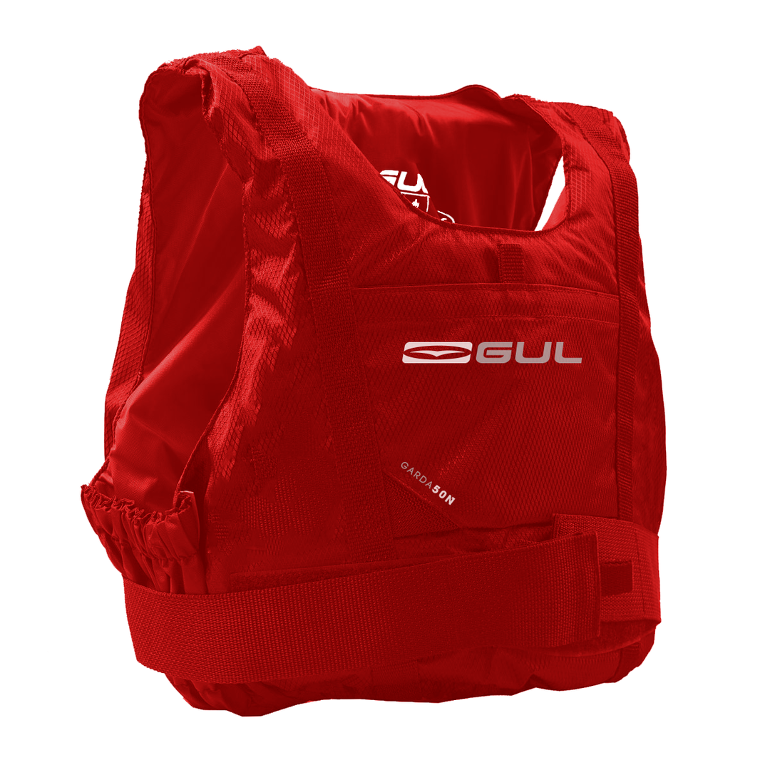 GUL - Garda 50 N Buoyancy Aid Red 2017-2018