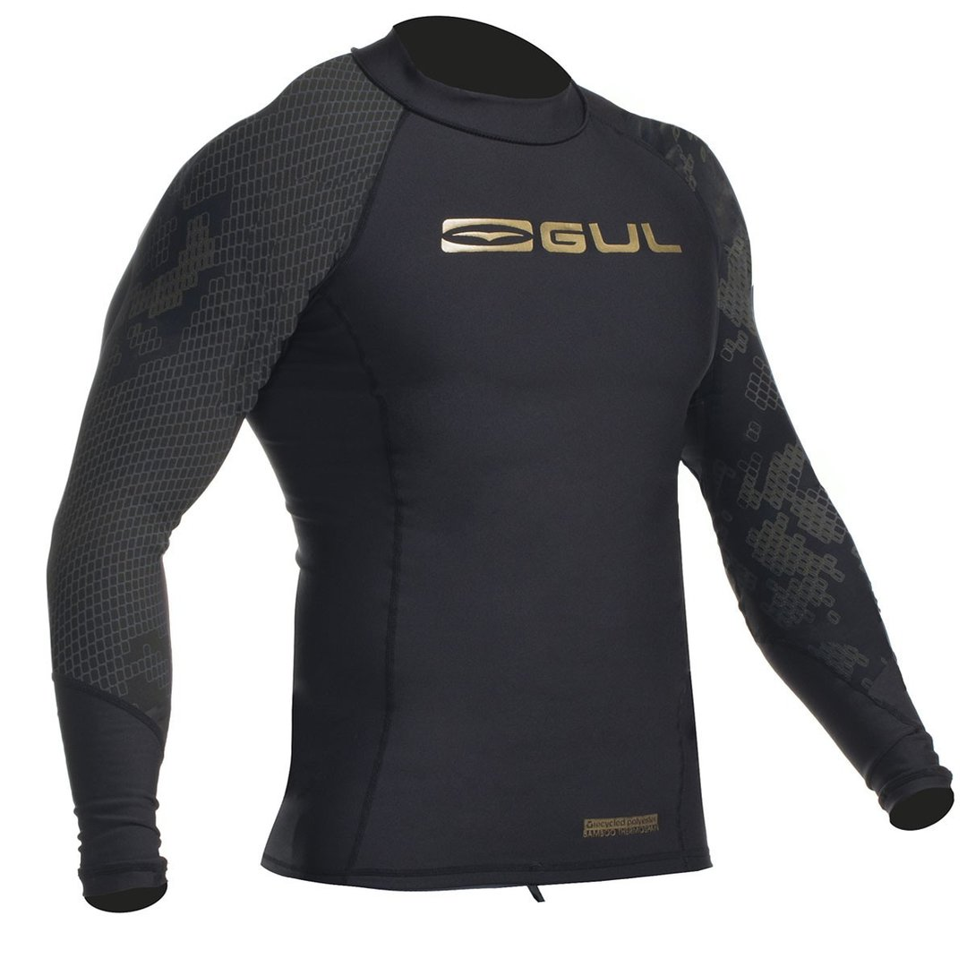 GUL - Viper Recore FL Thermal Long Sleeve Rashvest 2017-2018