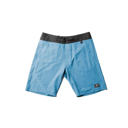 ZHIK - Mens Superstretch Boardies Cyan