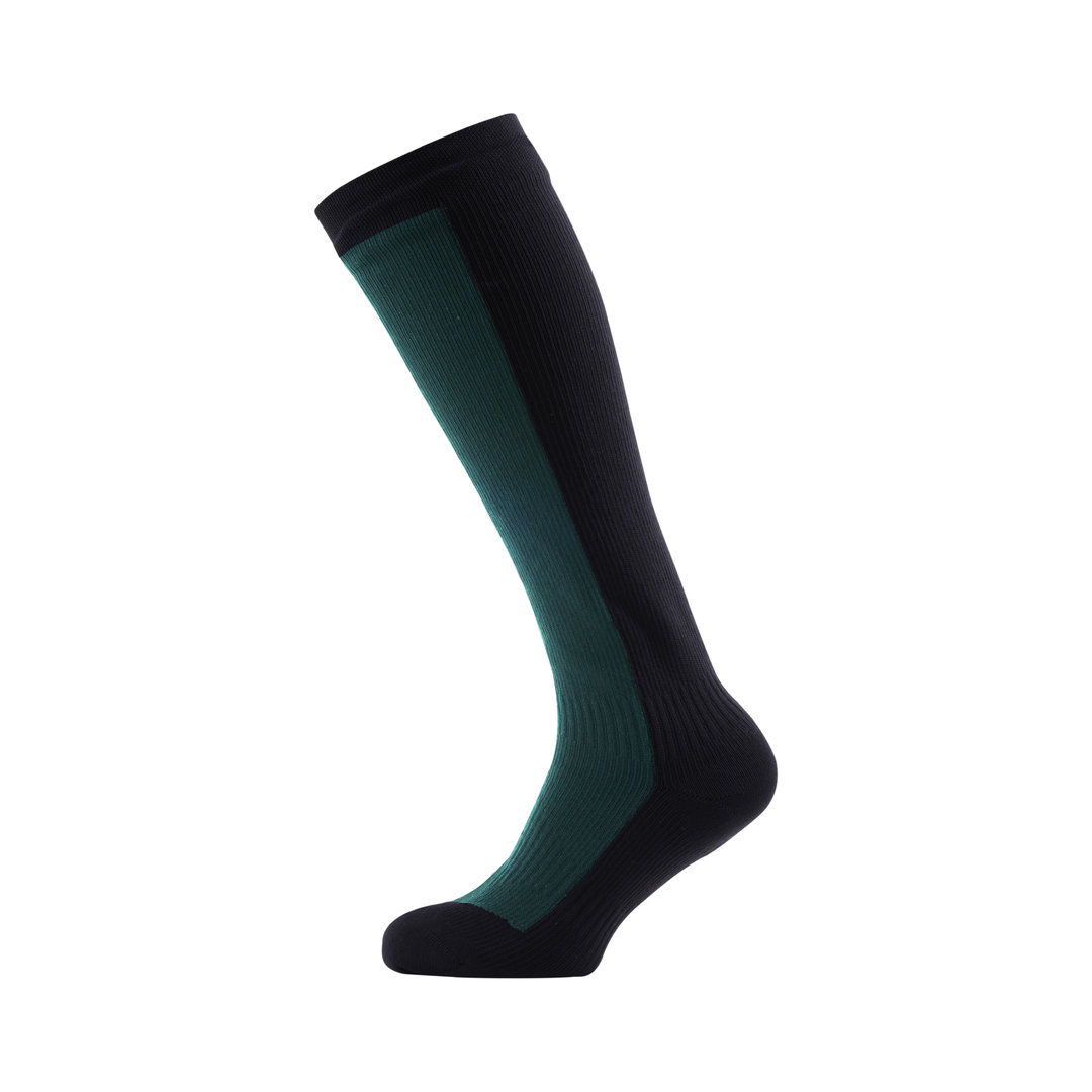 Sealskinz - Calze Hiking Mid Knee Pine/Black Thermal Rating 3