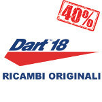 Dart 18 - FINAL SALE 40% OFF