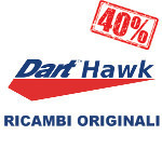 Dart Hawk - FINAL SALE 40% OFF