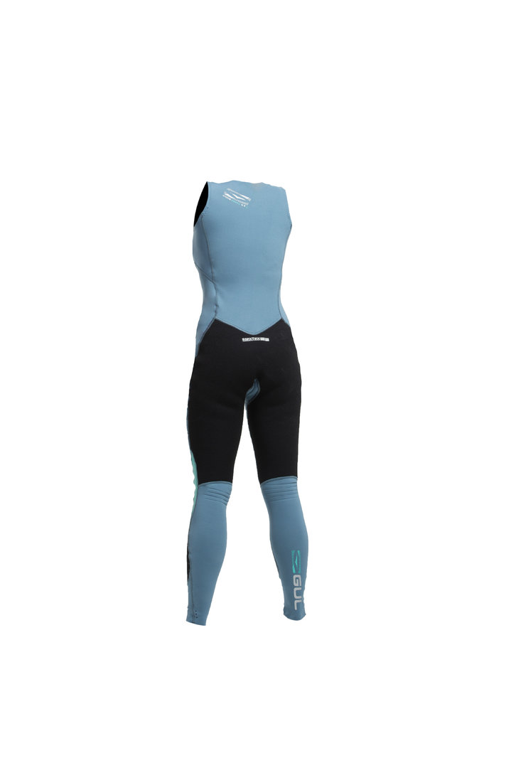 GUL - Long John Muta Neoprene 1 mm Donna