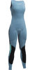 GUL - Code Zero Ladies 1 mm FL Long Jane Wetsuit