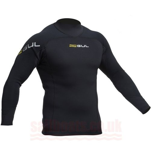 GUL - Top Neoprene Uomo 1 mm Code Zero
