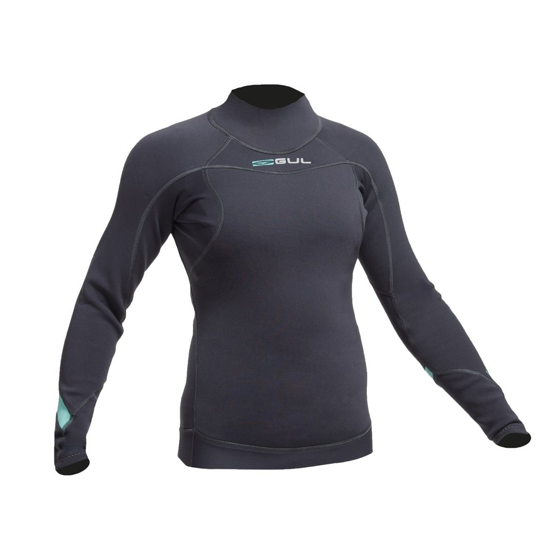 GUL - Code Zero Ladies 1 mm FL Thermo Top