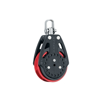 HARKEN - BOZZELLO AUTOMATICO RATCHMATIC 57mm RED