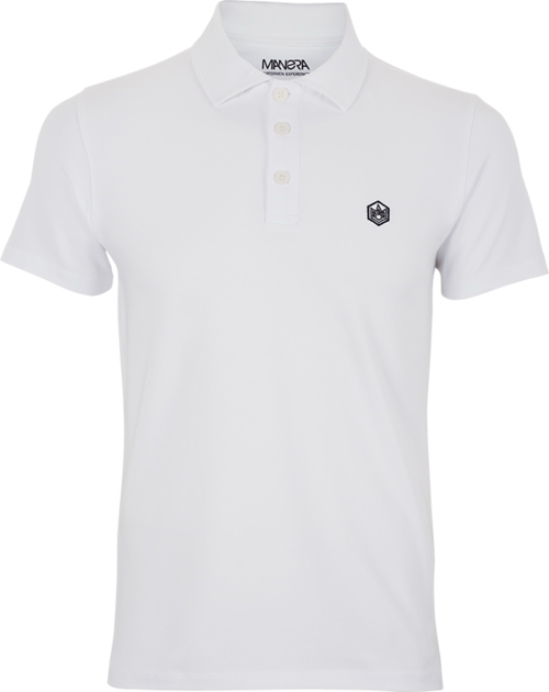 MANERA - Polo Shirt Manches Courtes/Short Sleeves Le Morne - White