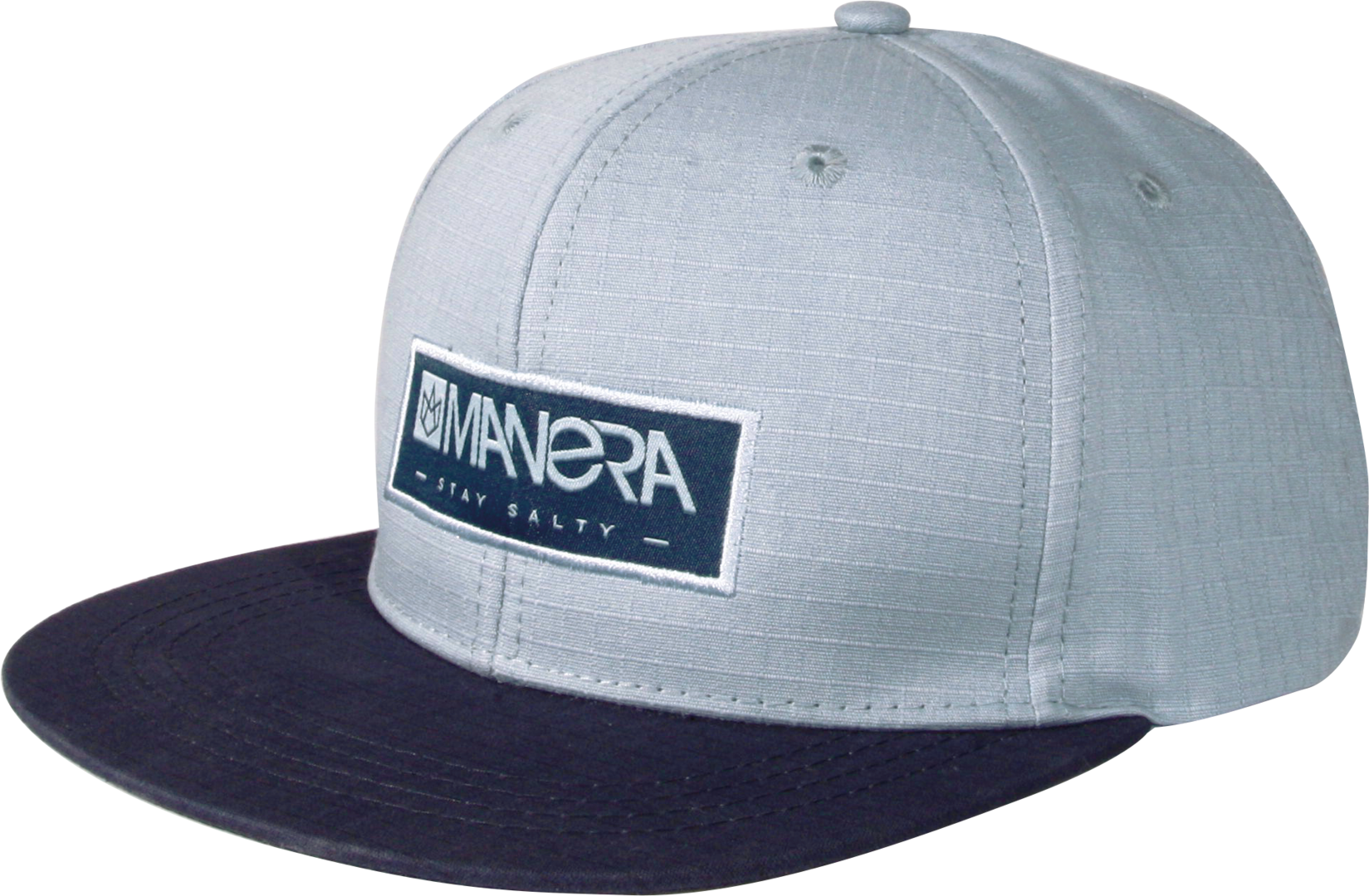 Manera -  Cap Ripstop / Alloy blue