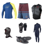 Technical Clothing Kite & Surf