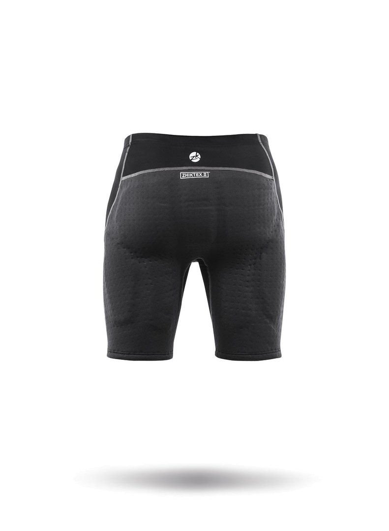 ZHIK - Deck Beater Shorts - Black