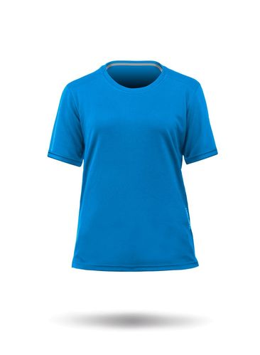ZHIK - Top Manica Corta ZhikDry Light Da Donna
