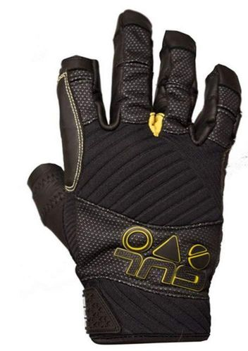 GUL - EVO Pro Three Finger Sailing Glove Black