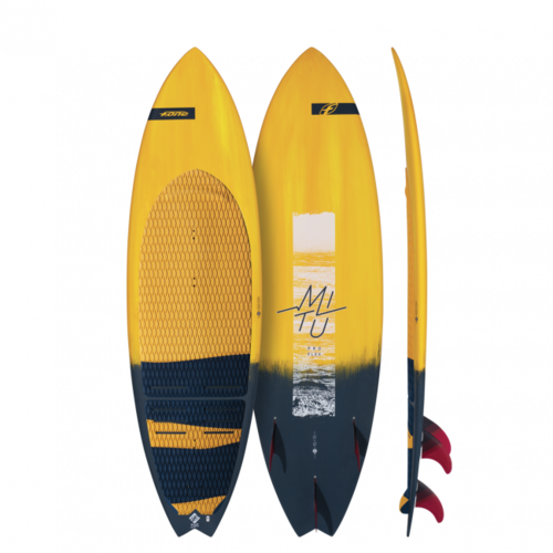 F-One 2020 - Surf Mitu Pro Flex c/pinnette