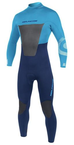 NP - 19 Muta Intera Back Zip - RISE Fullsuit 5/4/3 mm