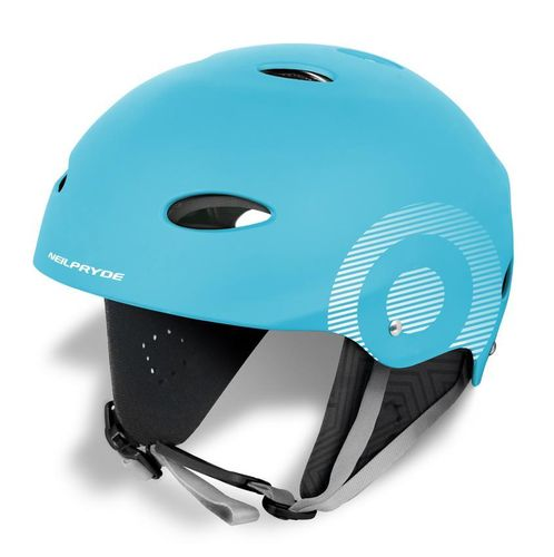 NP - 19 Helmet Freeride light blue