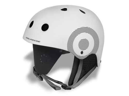 NP - 19 Helmet Slide white