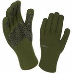 Sealskinz - Guanti Ultra Grip Olive/Anthracite Thermal Rating 2