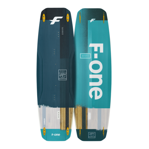 F-One 2020 - WTF!? NEXT GENERATION - 4x Unibox fins 50m