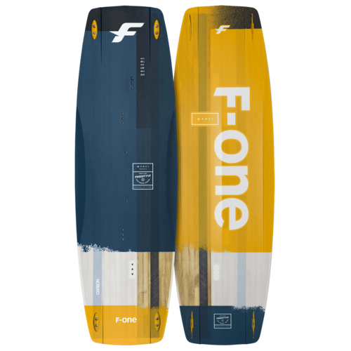 F-One 2020 - WTF!? - 4 x Unibox fins 50mm