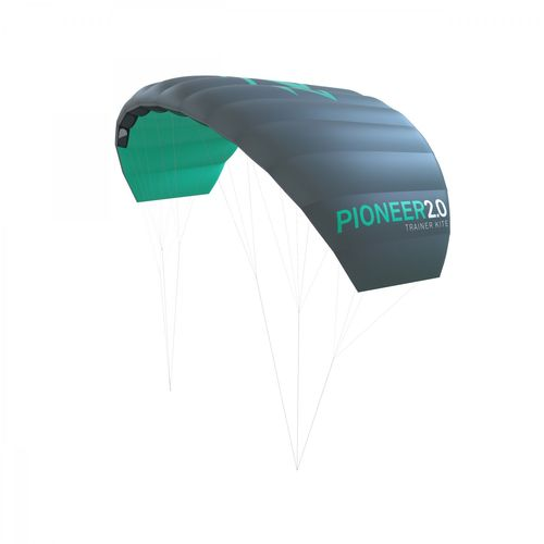 North 2020 - Pioneer Kite Green 2m