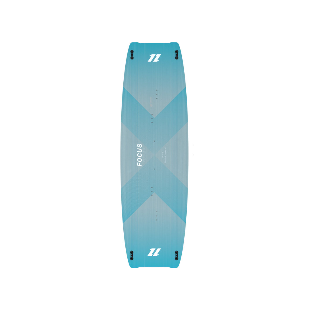 North 2020 - Focus Hybrid TT Board Aqua 133x40