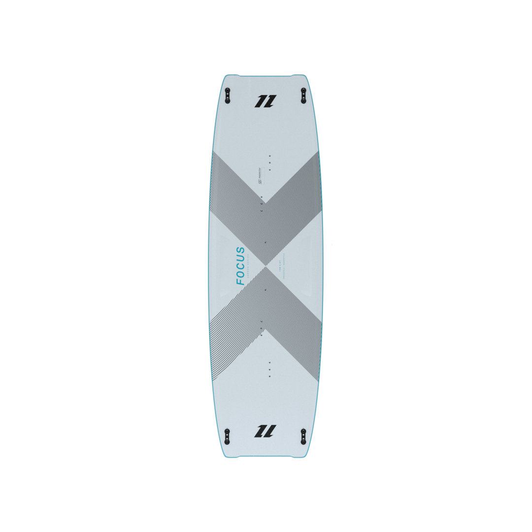 North 2020 - Focus Carbon TT Board White 133x40