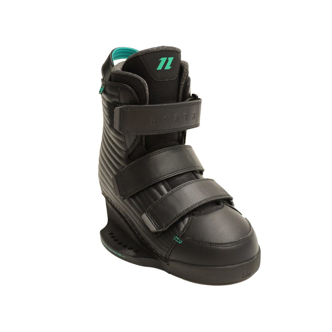North 2020 - Fix Wake Boots Black Sand 5/6
