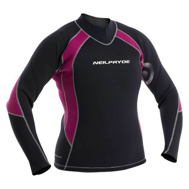 Neilpryde - Elite Firewire 3mm Top Donna