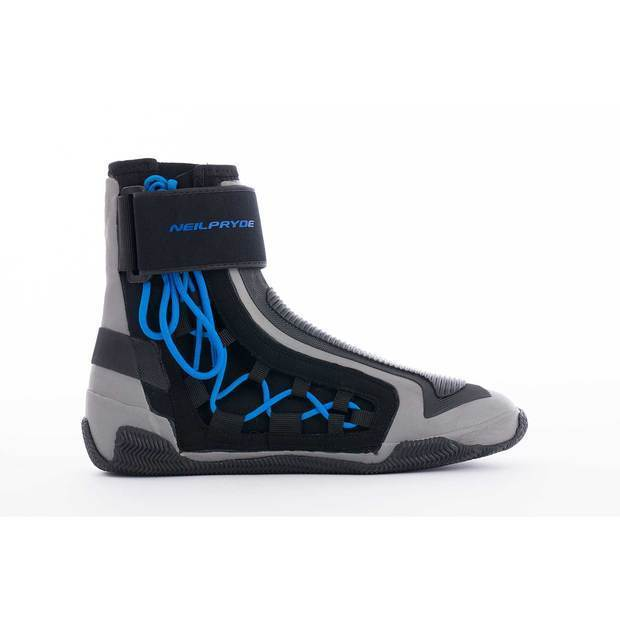 Neilpryde - Elite Lace Hike 4 mm Boot Black Blue