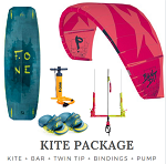 Kitesurf Packages