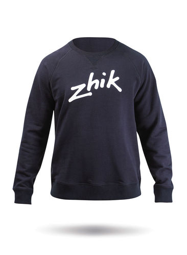 ZHIK - MENS SWEAT SHIRT NAVY