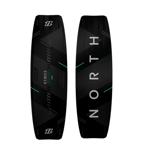 North 2021 - Atmos Carbon TT Board Black