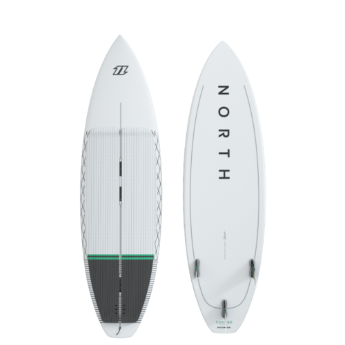 North 2021 - Charge Surfboard White