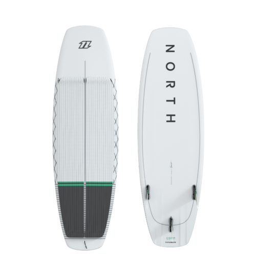 North 2021 - Comp Surfboard White