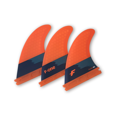 F-One 2021 SurfThruster Set F-ONE FLOW XS - PAPAYA