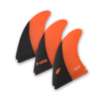 F-One 2021 SurfThruster Set F-ONE FLOW M CARBON - PAPAYA