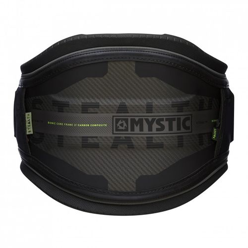 Mystic Harnesses Stealth H2OUT Waist Harness Black